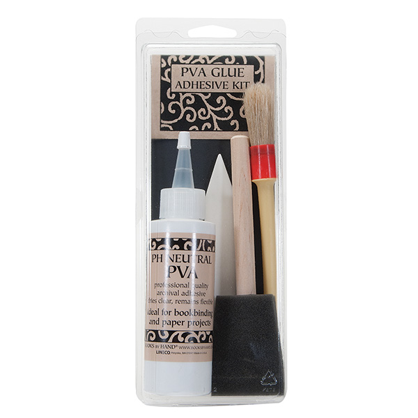 Books by Hand PVA Glue Adhesive Kit