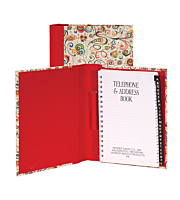 Books By Hand Address Book