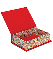 Books By Hand Box With Lid