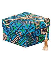 Books by Hand Mini Box with Tassel