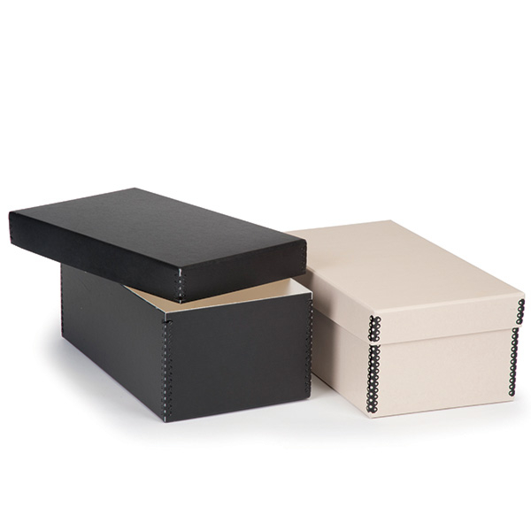 Photo/Card Box with Removable Lid