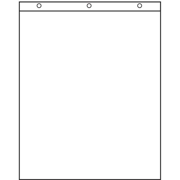 Easel Pad: Plain